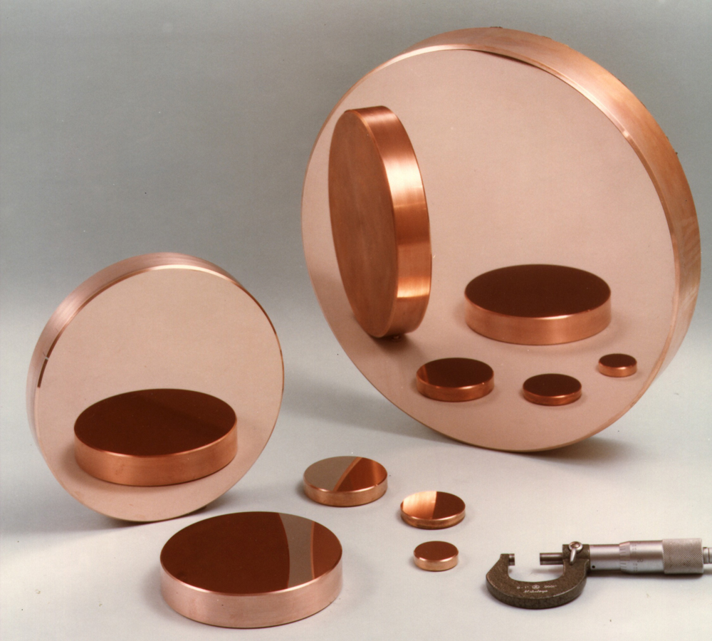 Copper-Laser-Mirrors