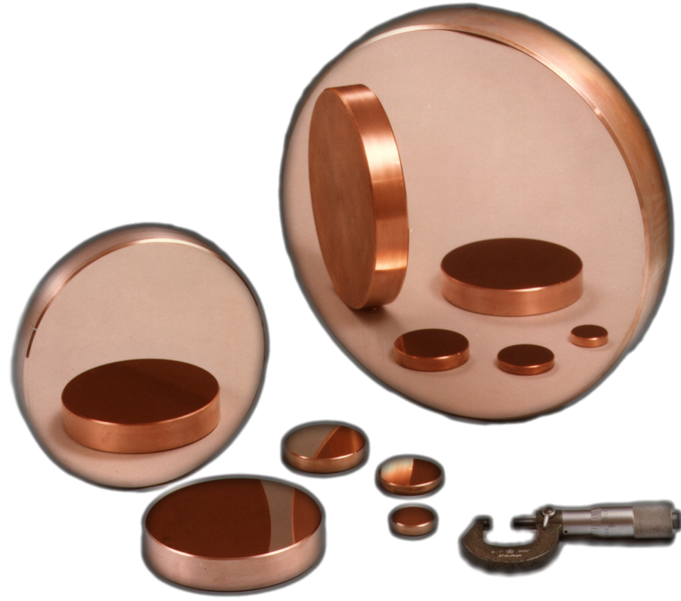 Copper Laser Mirrors By Spawr Industries
